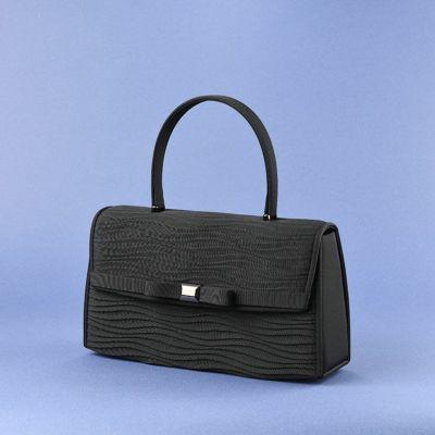 【ブラックフォーマル】 ハンドバッグ
