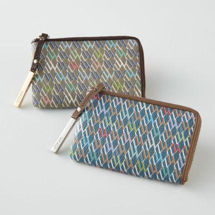 婦人ミニ財布